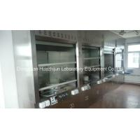 Wholesale Combined Stainless Steel Fume Hood Low Noise Rust - Resistance PP Blower from china suppliers