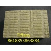 Wholesale sound absorption coefficient of rockwool with good fiber with density 50kg/m3-120kg/m3 from china suppliers