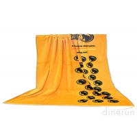Wholesale Easy Carry Custom Printed Beach Towels For Home / Outdoor DR-BT-09 from china suppliers