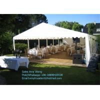Quality Fantastic 30m Large Aluminum Garden Party Tents For Wedding Catering / Activities for sale