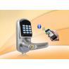 Buy cheap Remote Controller, Password Safe Door Lock With Password Keypad, Key unlock, Low Voltage Alarm from wholesalers