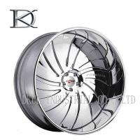 Wholesale Custom Made 1 Piece Forged Wheels / Monoblock Racing Wheels Rims For Car from china suppliers