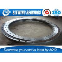 Wholesale double-row ball bearing slewing ring suitable for tower cranes from china suppliers