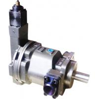 Quality Small Low Noise Variable Axial Piston Pump , Peak Pressure 400bar HY Series for sale