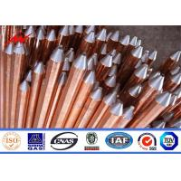 Wholesale Drawing Copper Clad Ground Rods Copper Ground Rod Nylon Strip Weave Strip Iron Pallet from china suppliers