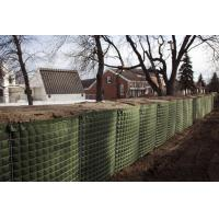 Quality Factory Qualitified Welded Mesh Gabion Box for military bastion for sale