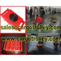 Quality Machinery Movers Riggers pictures and instruction for sale