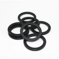 Wholesale Black Epoxy Coating Ring Sintered NdFeB Magnet , Countersunk rare earth magnets from china suppliers