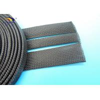 Wholesale UL94 V0 PET  polyester expandable braided sleevings for cable protection from china suppliers