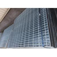 Wholesale Professional Galvanized Steel Grating Support Custom 1 - 12m Length from china suppliers