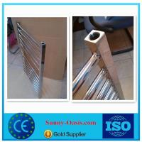 Wholesale Stainless Steel Wall Mounted Heated Towel Radiators , Heated Towel Rack For Home from china suppliers