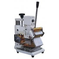 Wholesale Adjustable Manual Roller Hot Stamping Machine 400mm Thickness from china suppliers