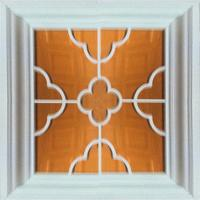 Wholesale Aluminum Framed Mirror Drop Ceiling Tiles , 3 D Texture Indoor Ceiling from china suppliers