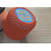 Wholesale Orange Sports Miniature Bluetooth Speakers Small Portable Wireless Speakers from china suppliers