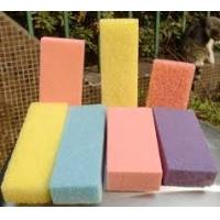 Wholesale nail beauty foot scrubber pumice sponges from china suppliers