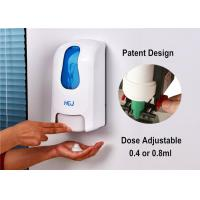 Wholesale ADA Compliant Hand Wash Foam Manual Soap Dispenser Public toilet soap dispenser from china suppliers