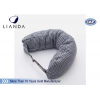 Wholesale Car Accessories Gray Neck Travel Pillow , Memory Foam Head Pillow With Different Color from china suppliers