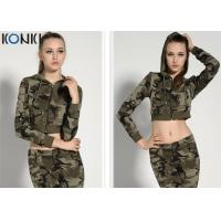 Wholesale Fashion Cotton Military Dress Uniforms For Women Sex Camouflage from china suppliers