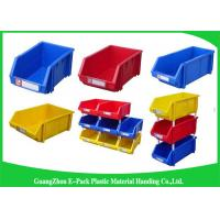 Wholesale Easy Stacking Economic Warehouse Storage Bins Light Weight For Workshops from china suppliers