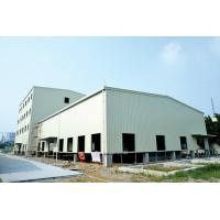 Wholesale Custom Design Prefabricated Light Steel Structure Building Workshop Recyclable from china suppliers