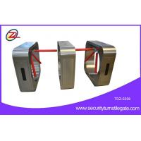 Wholesale Automatic Waist High Turnstiles with Three Pod Turnstyle for BarCodeCard from china suppliers