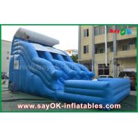 Wholesale Big Anti-UV 0.55 PVC Tarpaulin Inflatable Bouncer With Logo Printing from china suppliers