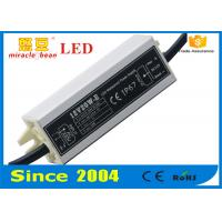 Wholesale 20 Watts Waterproof IP67 Power Supply 12V with CE Rohs Certificates for LED Modules from china suppliers