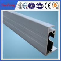 Wholesale china aluminium extrusion for solar, aluminium extrusion solar mounting, frame for PV from china suppliers