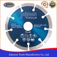 Wholesale 115mm Diamond Stone Cutting Blades Granite Stone Cutting Tool / Granite Cutting Disc from china suppliers