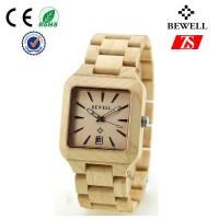 Wholesale Natural Wooden Quartz Watch from china suppliers