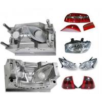 Wholesale Plastic Auto Lamp Mould / Auto Parts Mould Injection Molding For Automotive Lighting from china suppliers