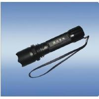 Wholesale Super Bright CREE LED Flashlight 3W White Light Aluminum Alloy from china suppliers