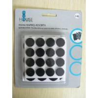 Wholesale furniture adhesive felt pads from china suppliers