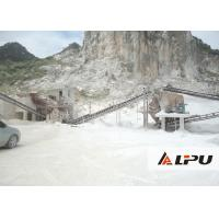 Wholesale 50 - 500 t/h Granite Crusher Stone Crusher Plant For Highway Construction from china suppliers