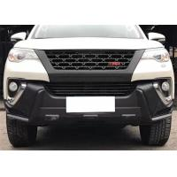 Wholesale TOYOTA Fortuner 2016 2017 TRD Style Auto Bumper Cover , Protection Face Lift from china suppliers