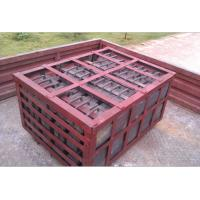 Quality HRC2 Cr-Mo Alloy Steel Forging Lifter Bars For Mine Mill for sale