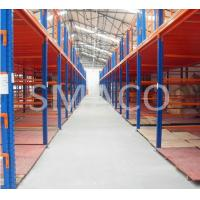 Wholesale Selective Warehouse Storage Solution Mezzanine Floor System With Storage Racking from china suppliers