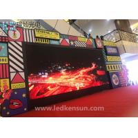 Buy cheap HD SMD 2121 Full-color P3 Indoor Rental LED Displays 64x64dots Front Service LED Cabinet from wholesalers