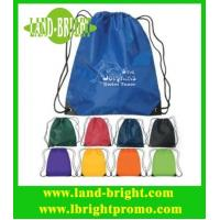 Wholesale new stytle nylon drawstring bag from china suppliers