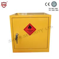 Wholesale Steel Anti-explosion Hazardous Storage Cabinet Powder Coated with Adjustable Spill Tray Shelves from china suppliers