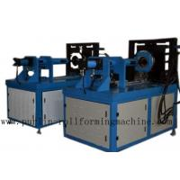 Wholesale Curving Elbow Stone Coated Roof Tile Machine Functional Blue from china suppliers
