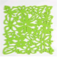 Wholesale Kitchen Dining Nonslip Heat Insulation Pad Coasters Felt Placemat from china suppliers