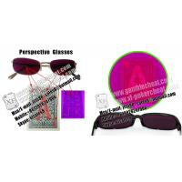 Quality XF Copag 100% plastic marked cards for IR contact lenses|perspective glasses|invisible ink|cards cheat|game cheat for sale
