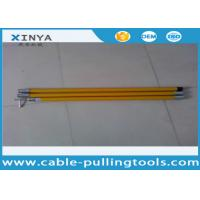 Quality Telescopic Fiberglass Hot Stick For High Voltage Insulating Switch Out Operating for sale