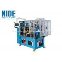Wholesale Compression motor automatic stator coil lacing machine , four working station machine from china suppliers