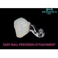 Wholesale Easyball Scop Dental Attachments Cobalt Chromium Material Reducing Stress from china suppliers
