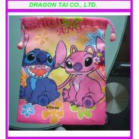 Wholesale non-woven draw string bags, drawstring bags, drawstring gift bags from china suppliers