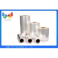 Wholesale Aluminum Pvc Shrink Wrap Film Beer Shrinking Sleeves 30u Roll Labels from china suppliers