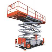 Wholesale Elevated Aerial working platform Electric Scissor Lift for 2000mm , 3000mm from china suppliers