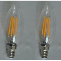 Wholesale High Efficiency 120Lm/w 4w Filament LED Light Bulb Dimmablle For Home from china suppliers